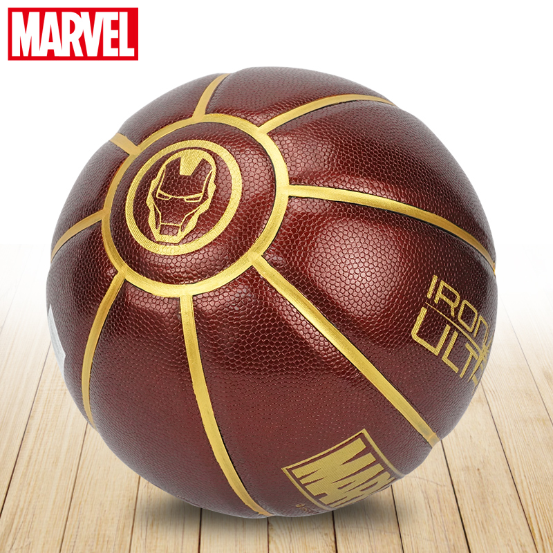 Marvel New High Quality Basketball Ball Official Size 7# PU Leather Outdoor Indoor Match Training Men Women Basketball