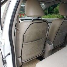 Заднее сиденье автомобиля защитный Пылезащитный детский коврик водонепроницаемый для Honda Accord Chevrolet peugeot 308 kia Tiguan