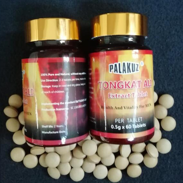 2 Bottles,Pure Malaysian Tongkat Ali root extracts Increase Sexual Desire natural herb personal care both for men & women 5