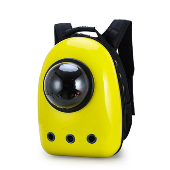 14 colors New Capsule Pet Bag Backpack Breathable Space Pet Backpack Sac De Transport Pour Chat Waterproof Traveler Knapsack - Color 7