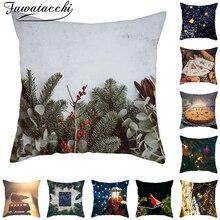 Fuwatacchi Christmas Pillow Case…