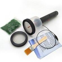 ABS Мини статическая трава Флокирование аппликатор с противоскользящей ручкой для DIY сценическое моделирование песочный стол