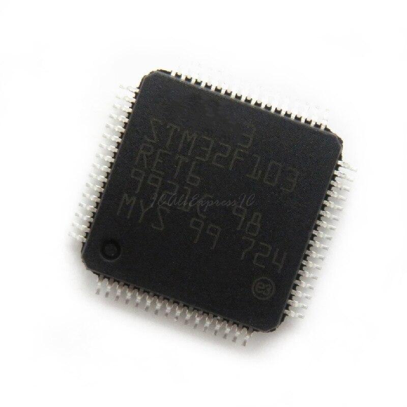 5pcs/lot STM32F103RET6 LQFP-64 STM32F103RE In Stock