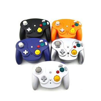 10pcs 2.4GHz Wireless game Controller for NGC for Wii