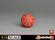 В наличии 1/6 рисунок аксессуар Баскетбол модель игрушки сцены