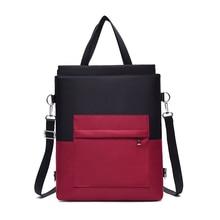 Women Lightweight Multifunction Backpack Purse High-capacity