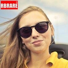 RBRARE 2019 Retro Round Sunglasses Women/Men Brand Designer Sun Glasses for Women Alloy Mirror Sunglasses Oculos De Sol