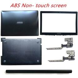 Dành Cho Asus N550 N550LF N550J N550JA N550JV Laptop Nắp Lưng Nắp Trước/LCD Bản Lề/Bản Lề Bao /Palmrest/Dưới Ốp Lưng