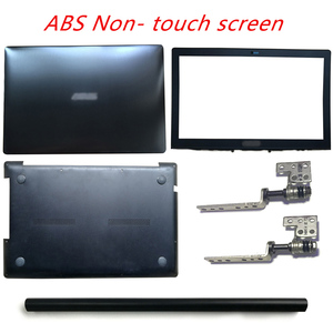 For ASUS N550 N550LF N550J N550JA N550JV Laptop LCD Back Cover/Front Bezel/LCD Hinges/Hinges Cover/Palmrest/Bottom Case(China)