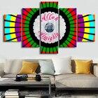 Colorful Islam Calli...