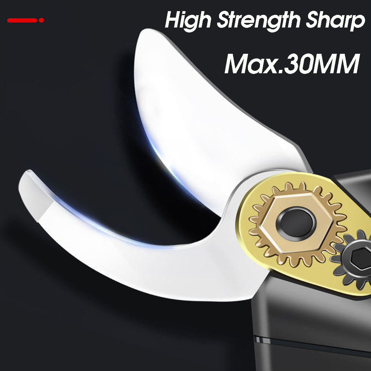 Tools : 88V 800W Cordless Pruner Lithium-ion Pruning Shear Efficient Fruit Tree Bonsai Pruning Electric Tree Branches Cutter Landscaping
