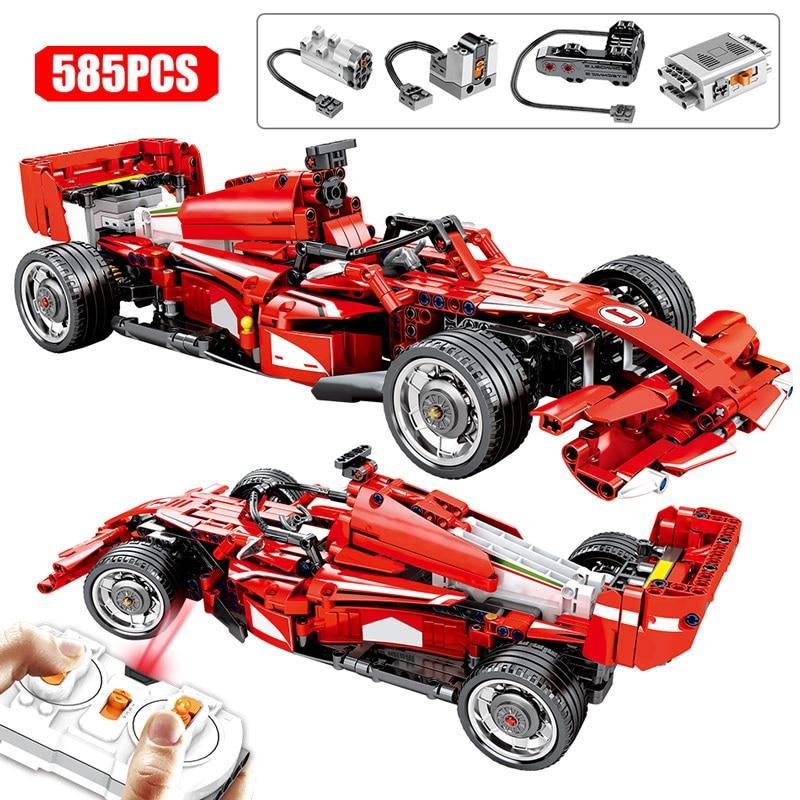 Formel1 F1 Rennen Rennauto Bausteine Legoinglys Spielzeug für Kinder Junge