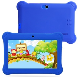 7 ''Quad Core Android Tablet PC HD WiFi Webcam 8GB für Kinder Kinder Geschenk