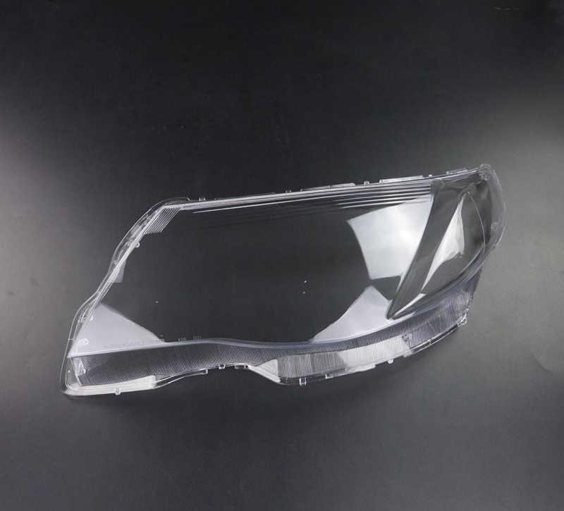 Neue Auto Lampe Abdeckung Scheinwerfer Abdeckung Shell Transparent Lampenschirm Scheinwerfer Abdeckung Objektiv Glas Für Subaru Forester 2008-2012