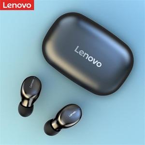 Best Price New Lenovo H301 Mini Fashion TWS Smart Touch Control Bluetooth Earphones HD Call Wireless Headphones Stereo Sound