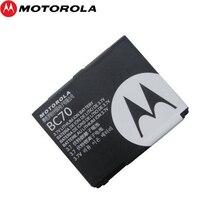 Motorola NEW Original 1000mAh bc70 Battery FOR MOTOROLA A1800 E6 A1890 Z8 9 10 750 6E High Quality + Tracking Number