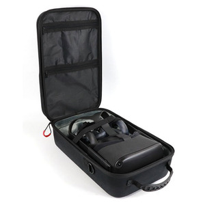 Image 4 - Bevigac funda protectora para auriculares, estuche de almacenamiento para Estuche de transporte, caja para Oculus Quest VR, accesorios para controladores de auriculares