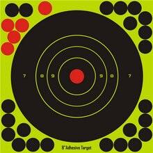 10 шт наклейки мишень клей активности стрелять целевой цель