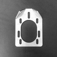 Опорная пластина из нержавеющей стали для держателя стержня
