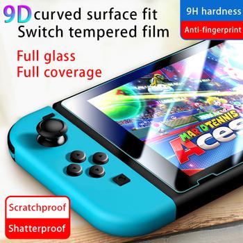 Premium hartowane szklany ochraniacz ekranu do przełącznika Nintendo 9H akcesoria do przełącznik do Nintendo Lite NS tanie i dobre opinie YMZ3WZY Przedni Film Telefon komórkowy TEMPERED GLASS Protection Film