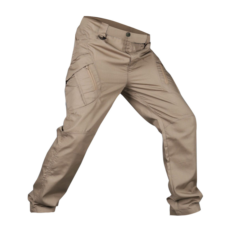SAGACE Anti-scratch Cut-proof Splash-proof Multi-function Tactical Outdoor Pants Men Windproof Waterproof High Quality Pants