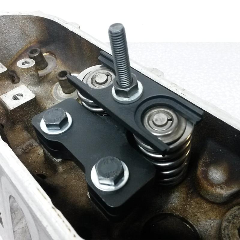 LS Valve Spring Compressor Tool 4.8 5.3 5.7 6.0 6.2 LS1 LS2 LS3 LS6 For Chevy LSX