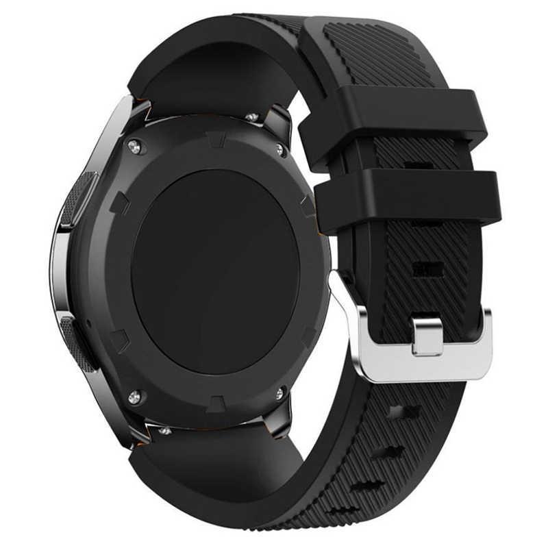 Band Per Samsung Galaxy orologio 46mm/42mm/attivo 2 gear S3 Frontier/huawei orologio gt 2e/2/amazfit bip/gts cinghia 20/22 millimetri cinturino di vigilanza