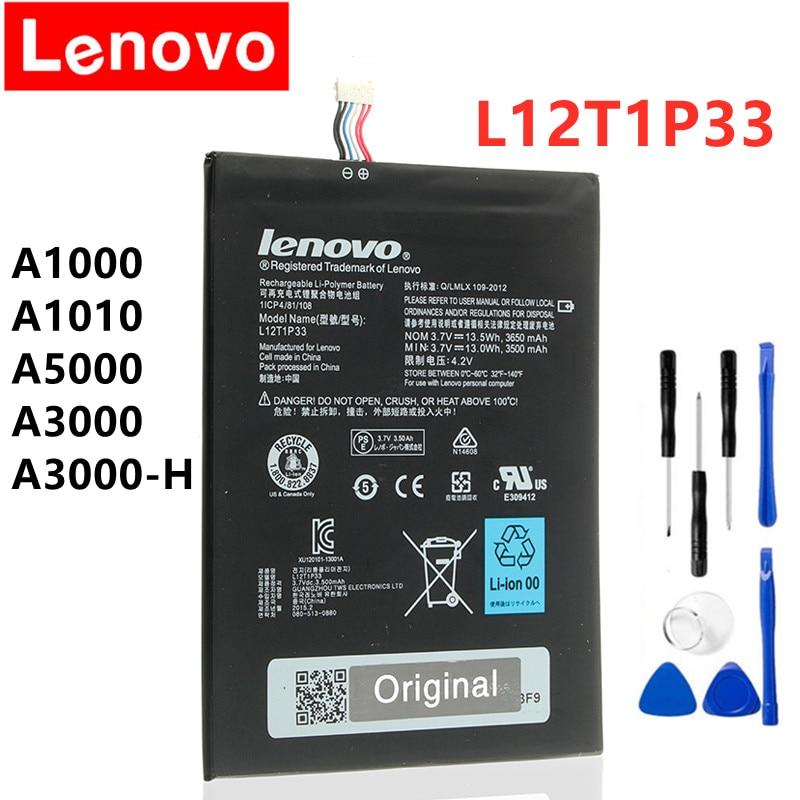 Ideapad A1010 IdeaPad A3300-T IdeaPad A5000 L12T1P33 IdeaPad A7-30 Part NO L12D1P31 IdeaPad A3000 Battery Replacement for Lenovo Ideapad A1000L-F60041 Ideapad A1010-T IdeaPad A3000-H
