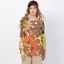 Women oversized sweater batwing sleeve knit pullovers autumn