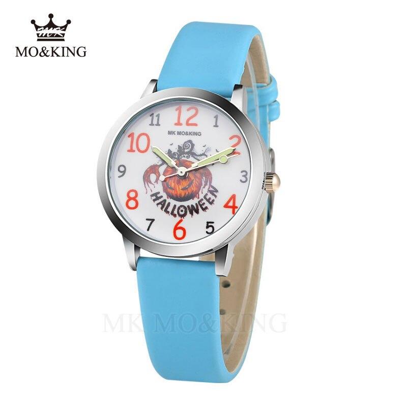 Fashion Kids Watch High Quality Leather Strap Wristwatch Quartz Boys Watch Girls Kids Party Gift Clock Wrist Kol Saati Relogio