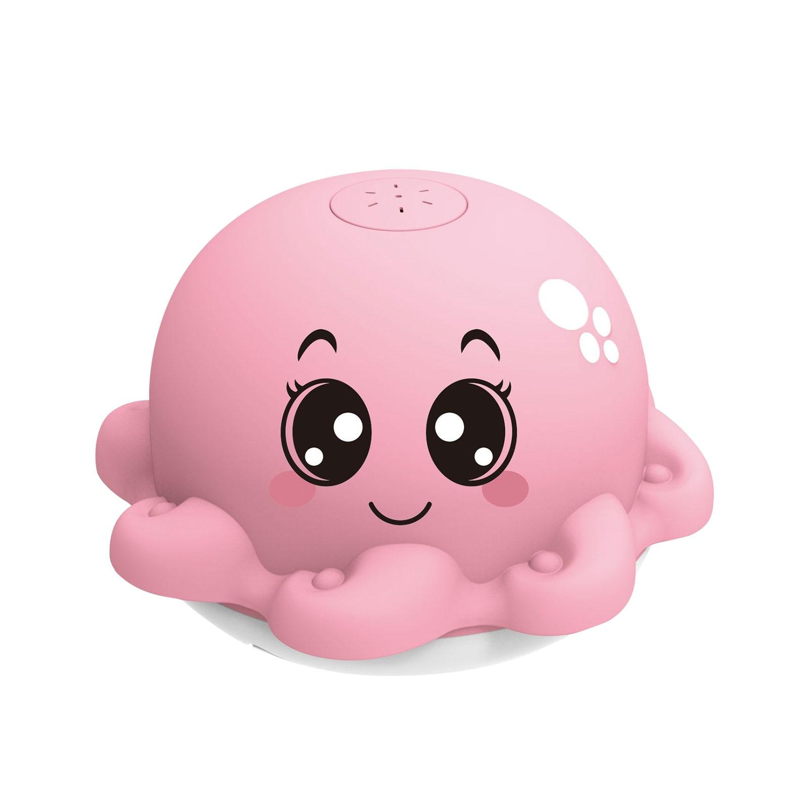 para crianças elétrica polvo caranguejo bola de