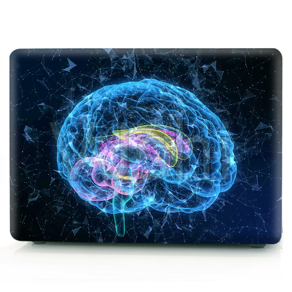 Brain Painting Case for MacBook 139