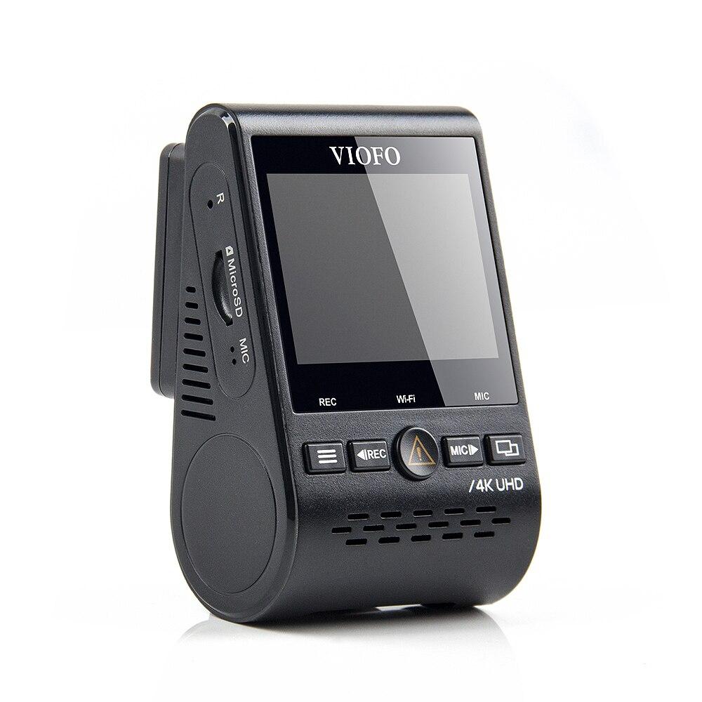 4K Dash Cam VIOFO A129 Pro DVR Ultra HD 4K Car DVR Sony 8MP Sensor GPS Wi-Fi Parking Mode G-sensor Super Night Vision CAR Camera 3