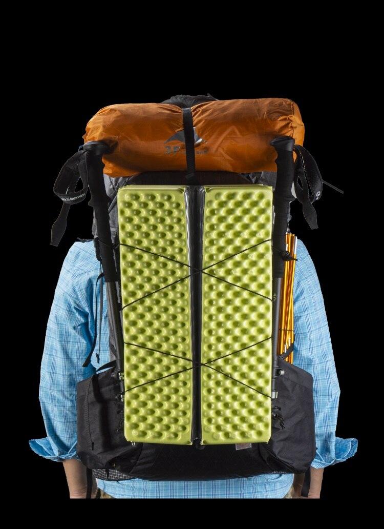 de acampamento leve viagem trekking homens mulher ajustável