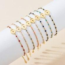 ZMZY 8 teile/satz lots Wholesale Nette Liebe Herz Charme Armbänder Für Frauen Lock Herzen Armband & Armreif Kette Schmuck geschenk