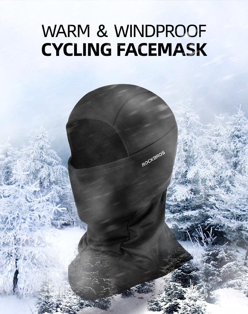 H3b038b856bc049c7beab98002c9e23d8f - Winter Ski Mask Cycling Skiing Running Sport Training Face Mask Balaclava Windproof Soft Keep Warm Half Face Mask