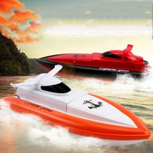27Mhz Kids High-Speed RC Toy Remote Control Boat with 2 Motors
