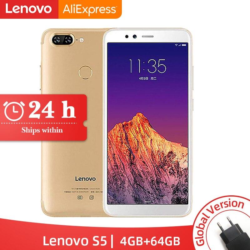 Фото. Глобальный Встроенная память lenovo S5 K520 4 Гб Оперативная память 64 Гб Встроенная память Смартфон
