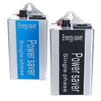 home Electrical economizer smart power saver plug US/EU digital energy factor saver device electricity saving box
