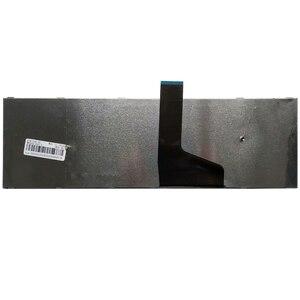 Image 5 - RU клавиатура для Toshiba Satellite C50 A C50 A506 C50D A C55T A C55 A Русская клавиатура для ноутбука белый/черный