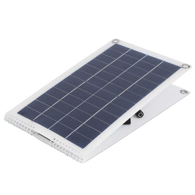 30w carregador solar dobravel portatil painel solar carregador de telefone para viagem ao ar livre acampamento