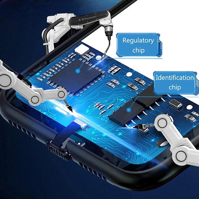 Luksusowe Naruto Sasuke zadzwoń światła Luminous Led Flash Case dla Iphone 11 Pro Xs Max 8 7 6 S Plus X Xr Xsmax dla Huawei P30 P20 Pro