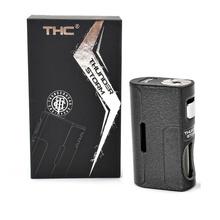 100 Origina THC burzy BF Box Mod dolny podajnik Squonk mechaniczne Mod 18650 20700 21700 bateria do parownika pasuje THC Tauren RDA tanie tanio thunderhead creations Metal Brak THC Thunder Storm BF Box Mod 18650 20700 21700