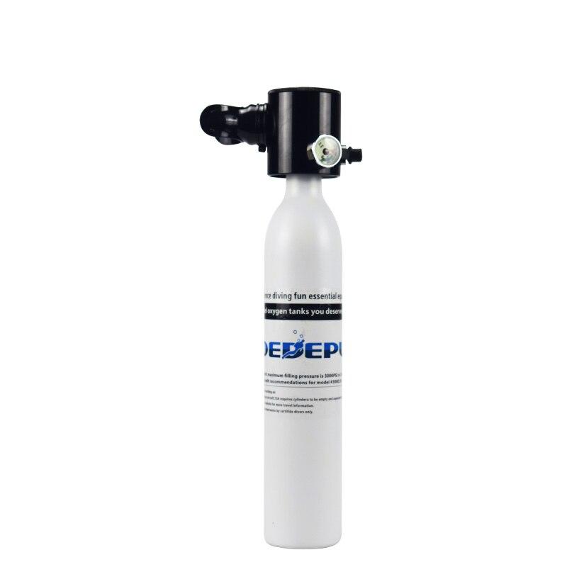 Купить dedepu 05l кислородная бутылка для взрослых оборудование плавания