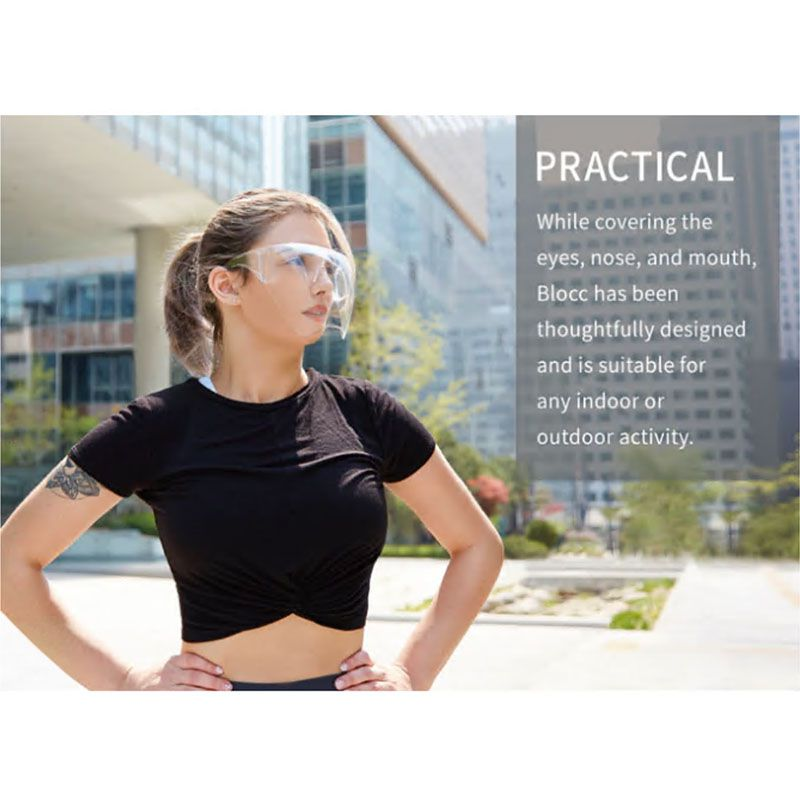 Transparent Goggles Anti-spray Face Shield