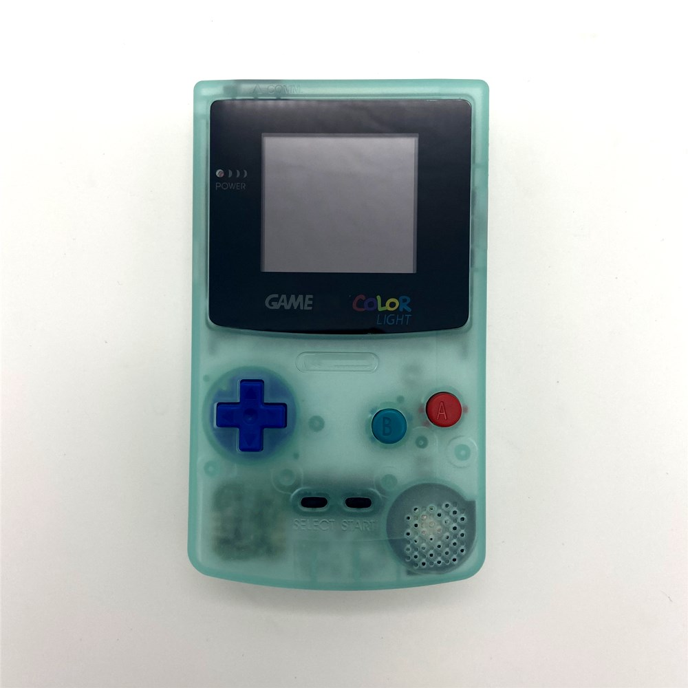 lowest price GBC with new shell and high brightness LCD Professionally Refurbished For Game Boy COLOR