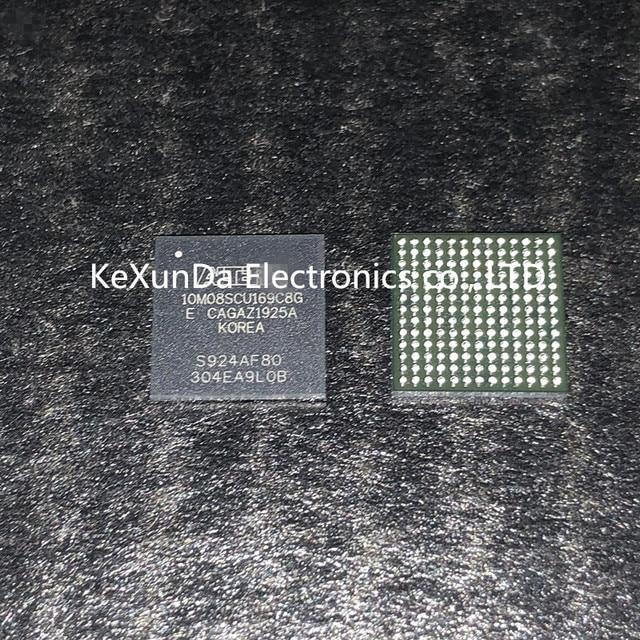 10M08SCU169C8G 10M08SCU169 BGA 169 IC FPGA Original 10 teile/los NEUESTE FREIES VERSCHIFFEN