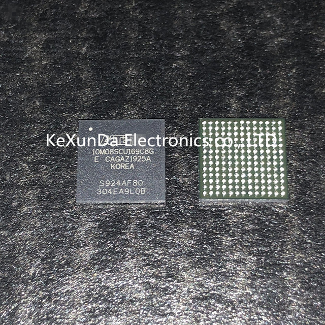 10M08SCU169C8G 10M08SCU169 BGA 169 IC FPGA Original 10PCS/LOT NEWEST FREE SHIPPING