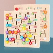 2 stil Baby Leben Erkenntnis Anzahl Alphabet Typ Pädagogisches Holz Spielzeug für Kinder Lernen Spiele Spielzeug 0-24 Monate entwicklung Spielzeug