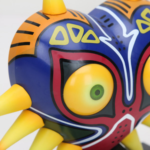 Image 5 - Legend of Zelda Majoras Mask Action Figure LED Light Link PVC Toy Doll Cosplay Accessory Prop Collection Decoration Xmas Gift